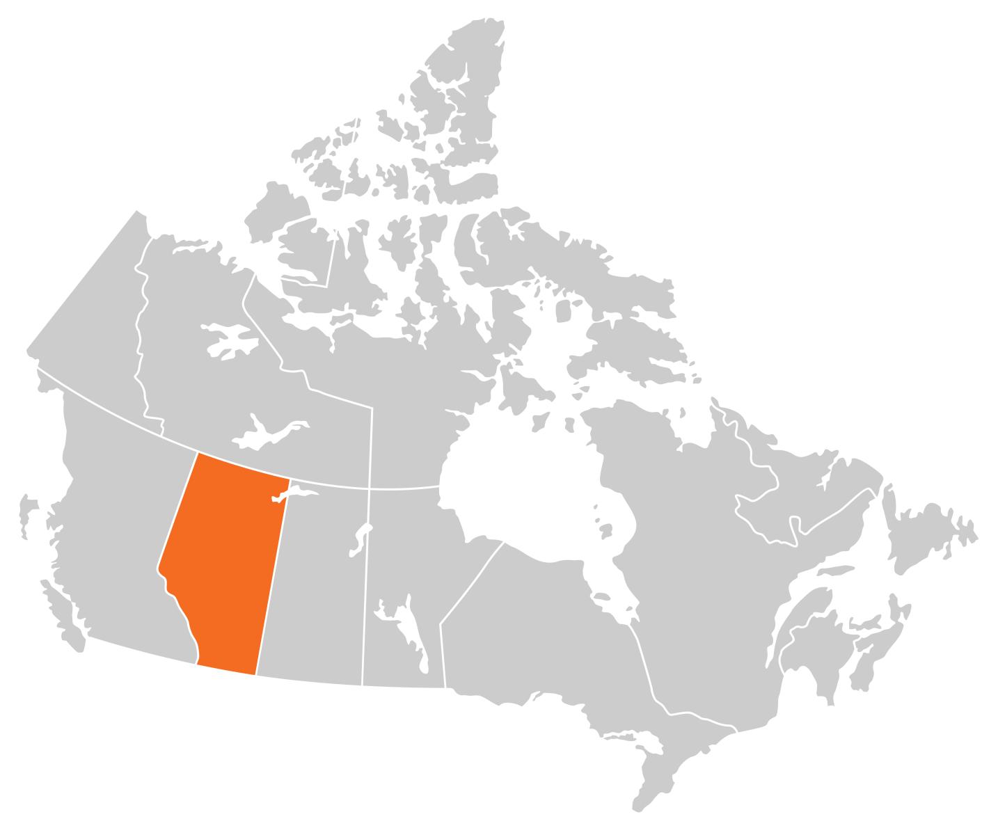 Xoom Energy Service Area Map Xoom Energy Canada
